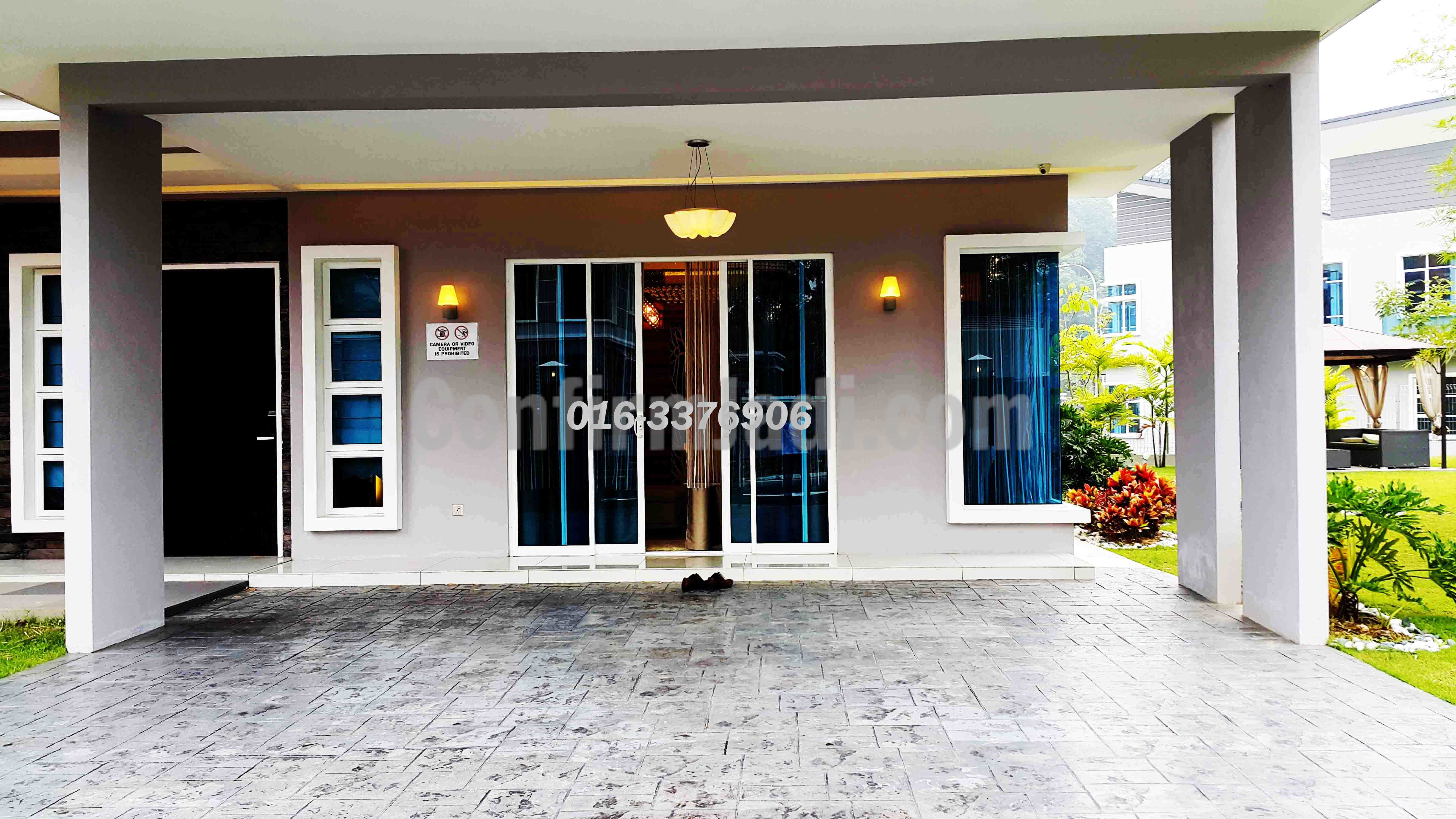 New 2 Storey Bungalow House For Sale in Seremban ConfirmJadicom