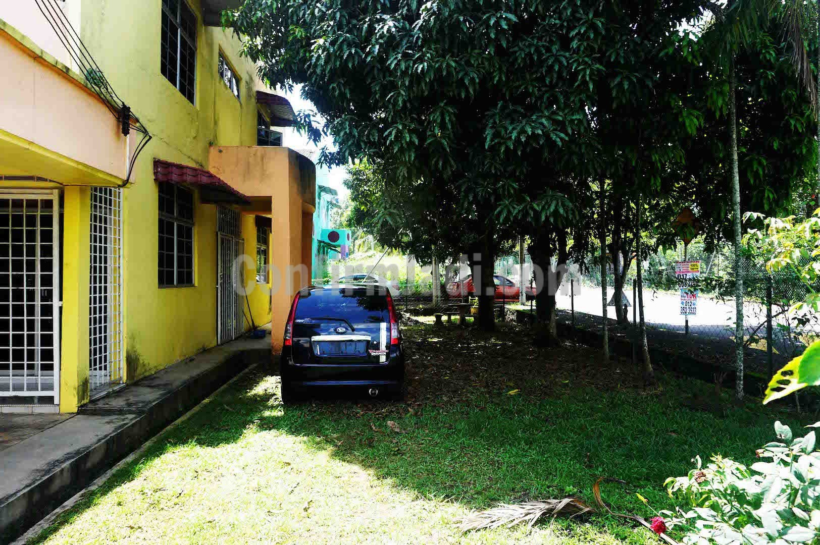 Double storey corner lot for sale value to own at bukit for Corner lots more valuable